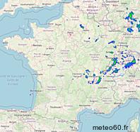 Radars de précipitations